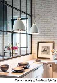 Hinkley Lighting - Kitchen Pendant Lighting