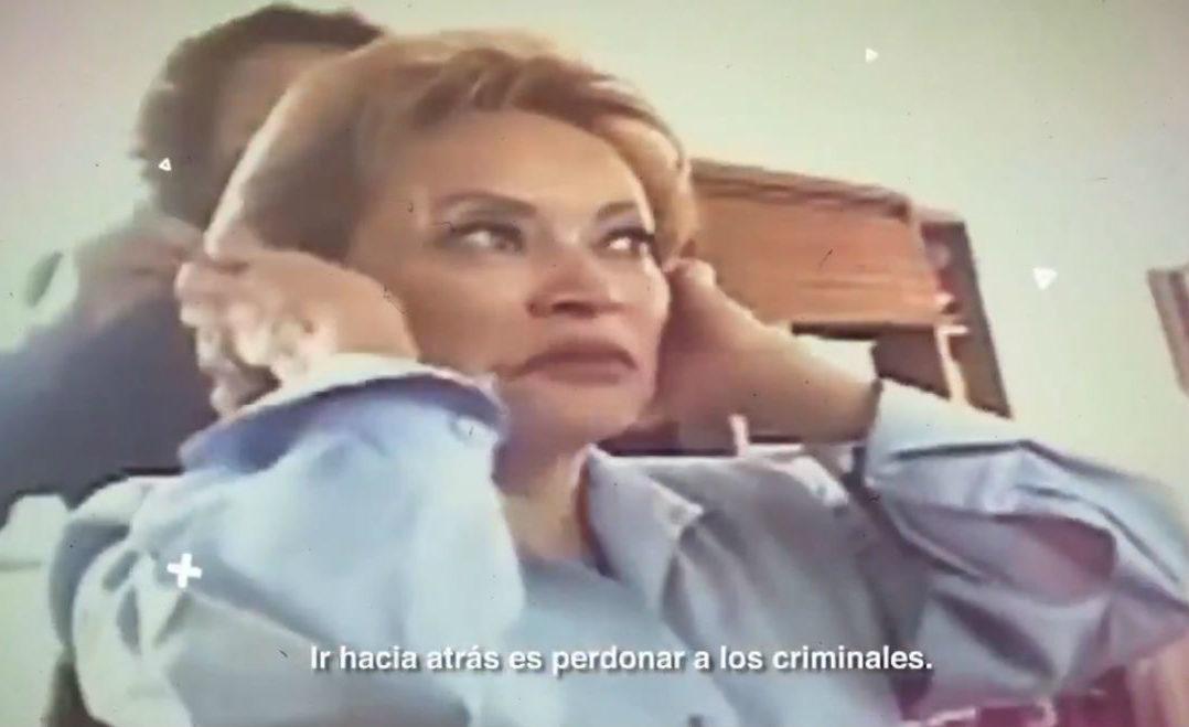 El PRI echa mano de imágenes de Elba Esther Gordillo y Napoleón Gómez Urrutia en su nuevo spot (VIDEO)