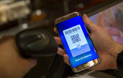 Samsung Pay partner Alipay in China