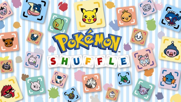 Pokemon shuffle mobile e 3ds