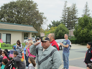 Thousands Line Streets of Elk Grove to Honor Veterans
