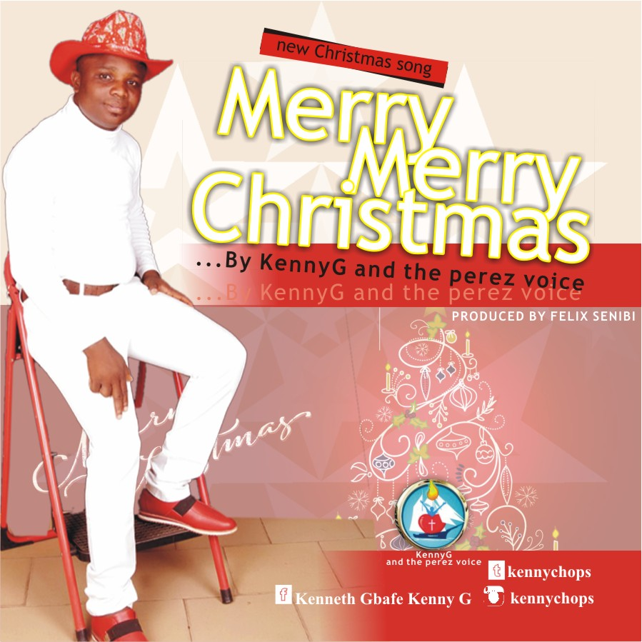 New Music - Kenny G and Perez voice - Merry Merry Christmas ...