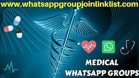 Medical WhatsApp Group Join Link List