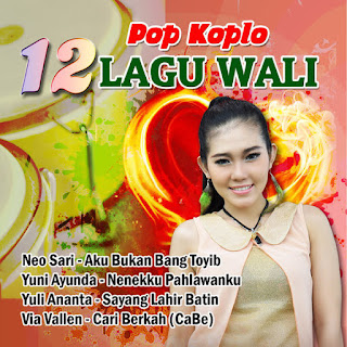 Pop Koplo 12 Lagu Wali 2016