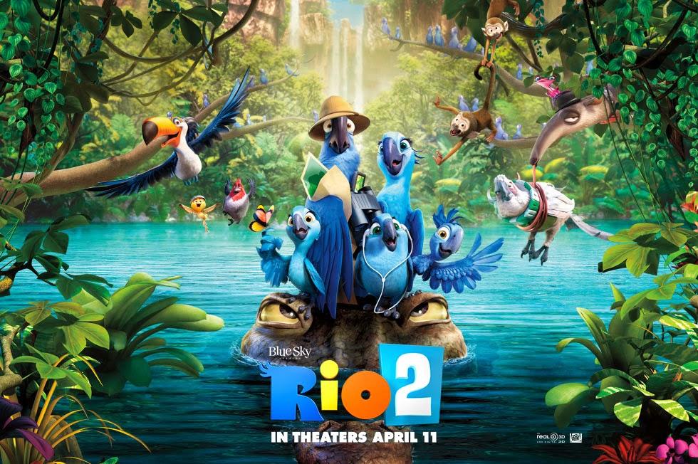 Rio 2 movie 20rio 2 voltagebd Images