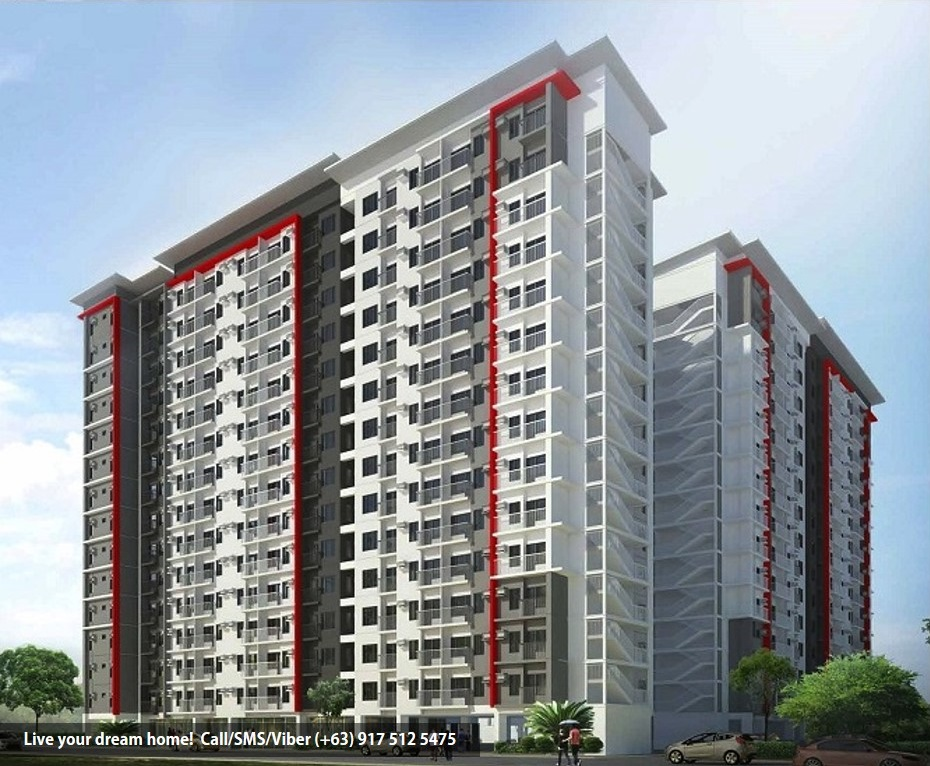 SMDC Bloom Residences - 2 Bedroom End Unit With Balcony | Condominium for Sale Sucat Paranaque