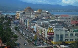 Kota Manado - Kota Besar di Sulawesi