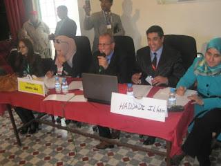 المسابقة السنوية في التهجئة والاملاء للجمعية المغربية لأساتذة اللغة الانجليزية بخريبكة.