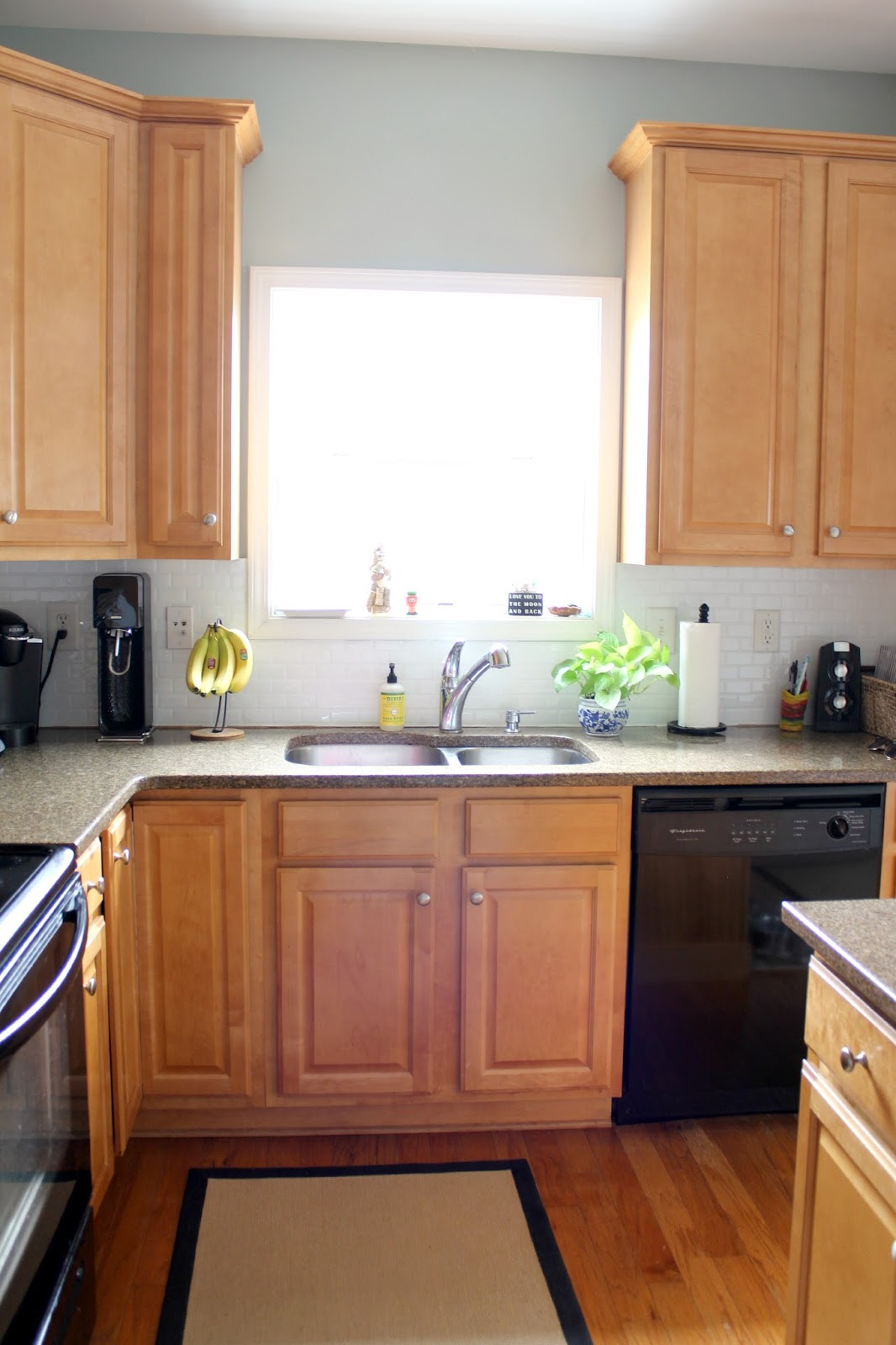 Kitchen Cabinet Ideas For Renters Ten June How To Update A Rental Kitchen With Peel 43 Stick