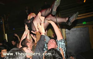 nude crowd surfing