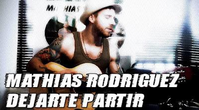 Mathias Rodriguez - Dejarte Partir (Acústico)