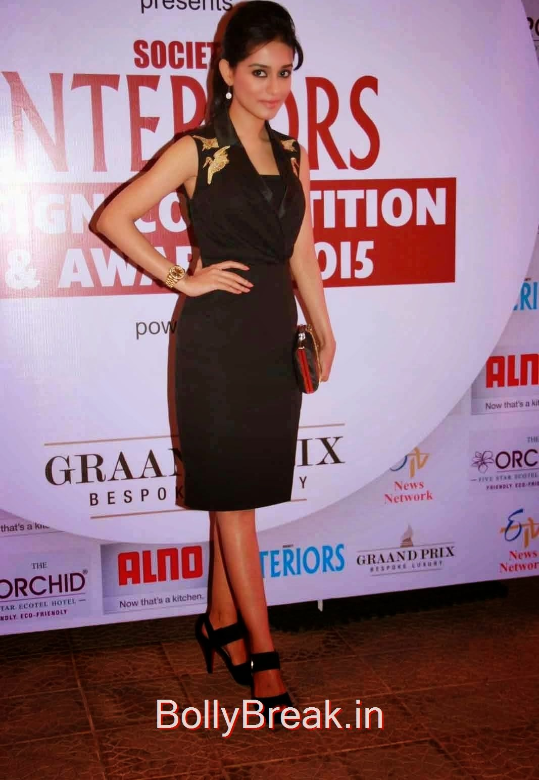 Hindi Actress Amrita Rao, Amrita Rao Hot Images from Society Interior Awards