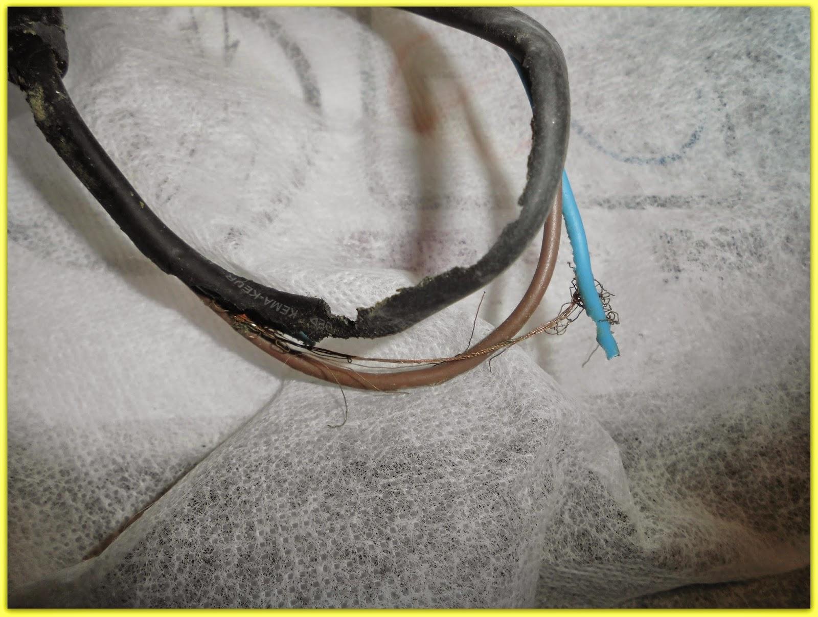 cambiare presa elettrica collegare fili