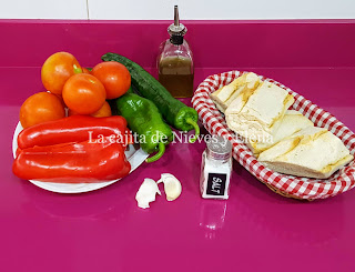 Ingredientes Arranque roteño