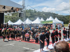 Pesta Bakanjar in Kuala Penyu (Part 1) ; learning about other Malaysian ethnics' cultures