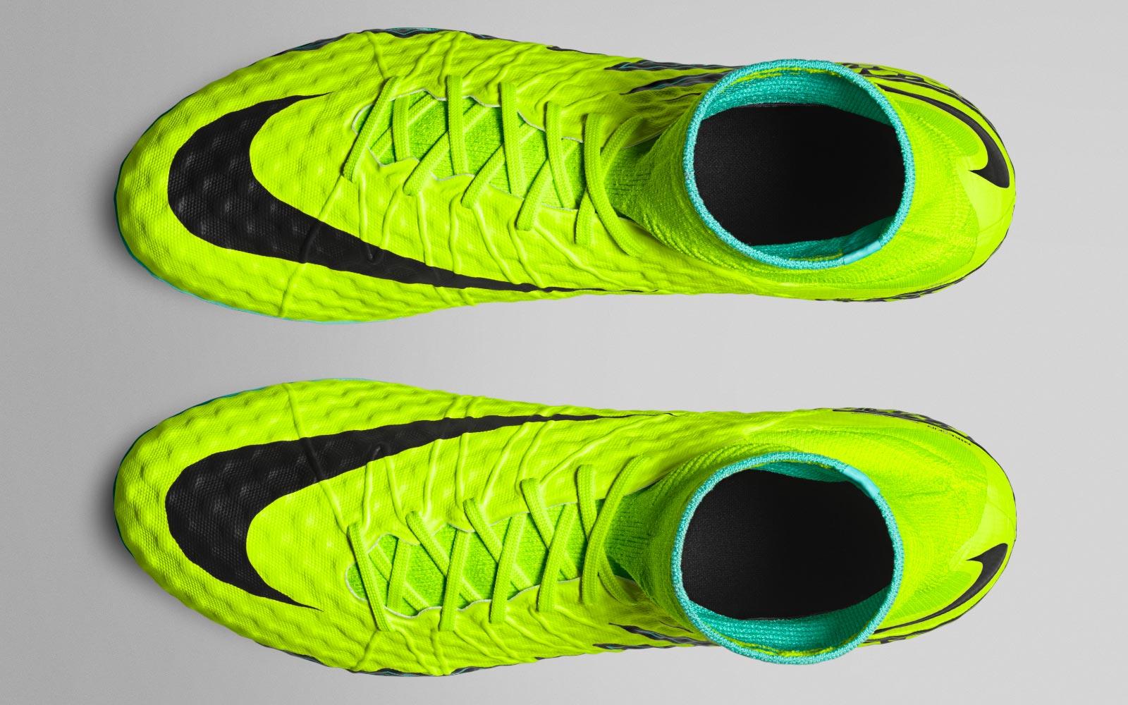 Nike Hypervenom Phantom 2 Gelb