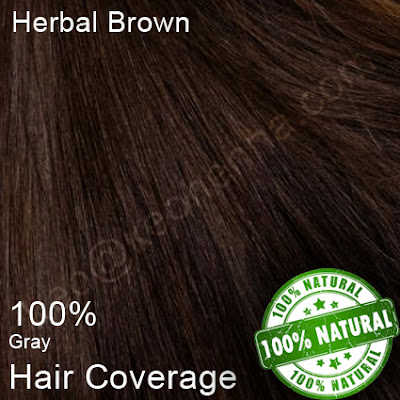 Herbal Brown Hair Color