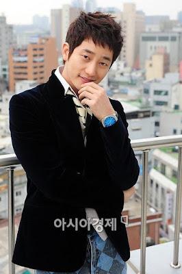 Foto Gambar Park Si-Hoo pemeran Cha Woo-Hyuk4