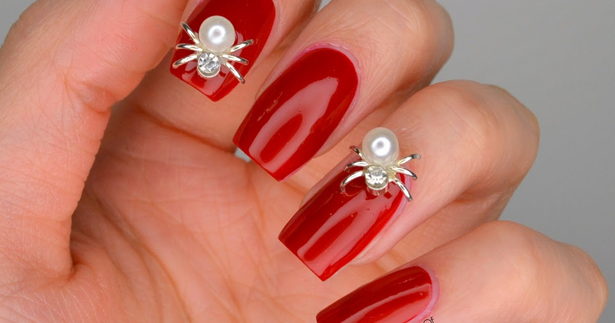 ARIANA GRANDE Inspired Nails ♥ - YouTube