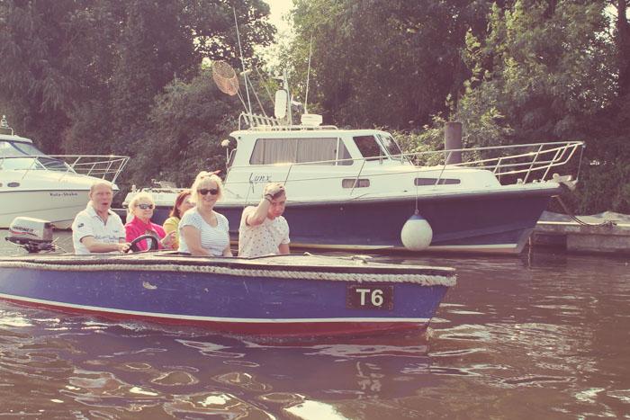 hiring tuckton boats