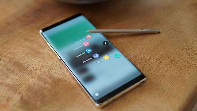 5 Best Tips And Tricks For Samsung Galaxy Note 8 Owner Should Know