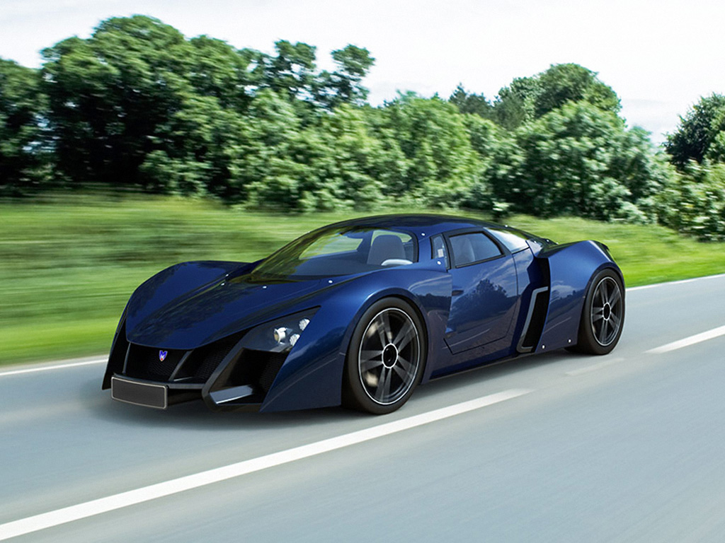 All 'bout Cars: Marussia Motors