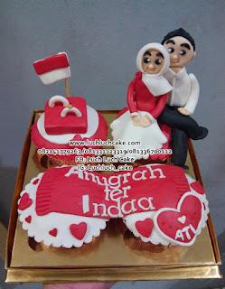 Cupcake Romantis Surabaya - Sidoarjo