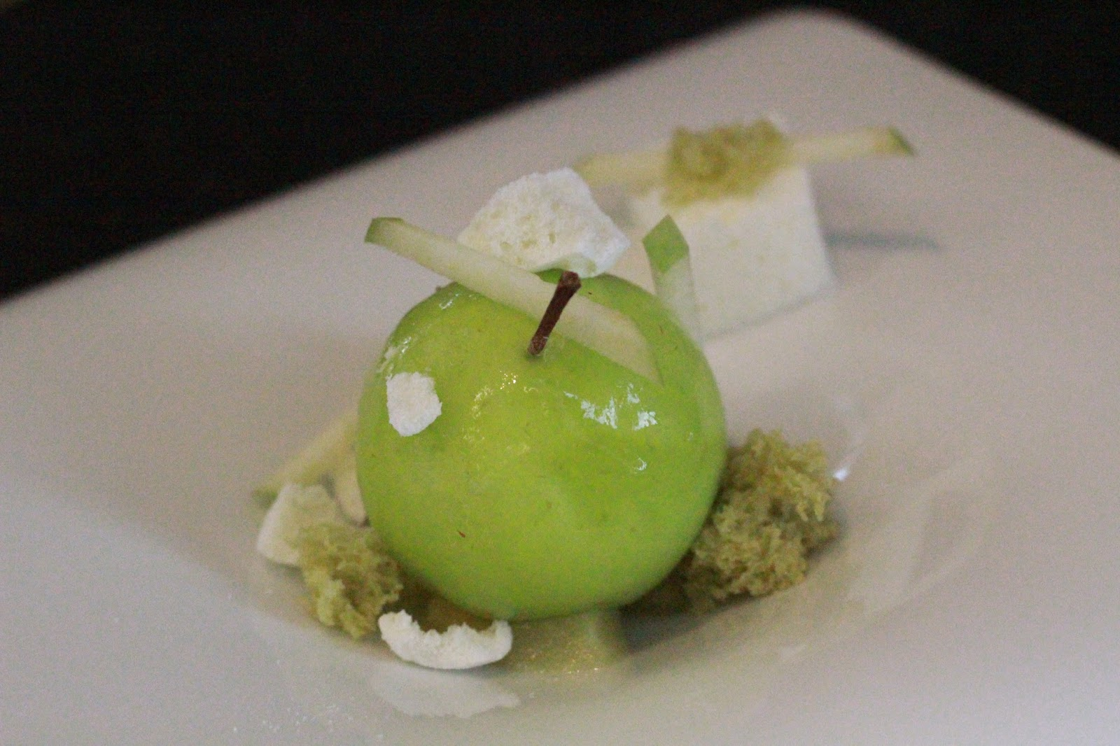 Green Apple Cake Recipe From The S