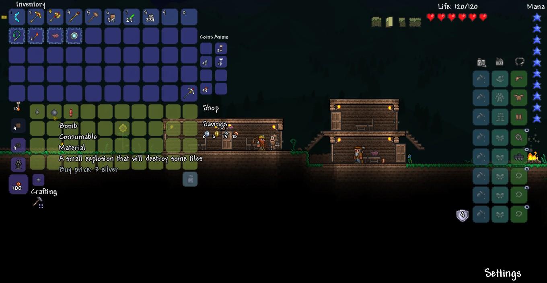 Opachii's Terraria Guides: Bombs