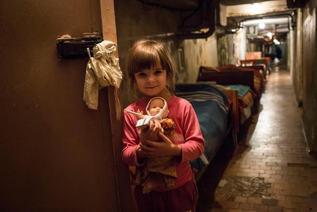 ΈΚΤΑΚΤΟ: Ανοίγουν μαζικά τα καταφύγια στην Αν.Ουκρανία - Επικίνδυνη συγκέντρωση δυνάμεων στην περιοχή