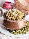Moong Beans (Payatham Payaru) Sweet Sundal