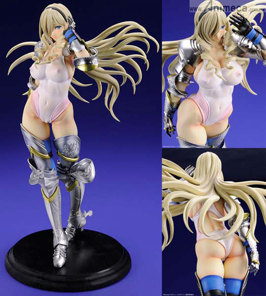 Figura Celia Gym Class (Pool Arc) White Swimsuit Ver. Walkure Romanze Q-six