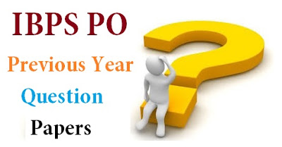 50+ Bank PO Exam Previous Year's Question Paper PDF Download