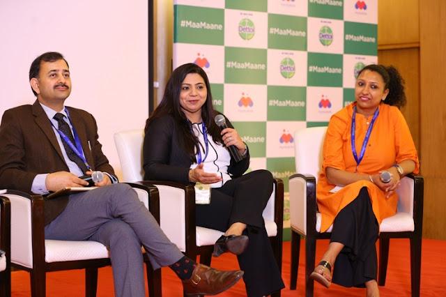 Dr. Sanjay Wazir, Paediatrician, Cloudnine and Dr. Geetika Ganlovgwani, Lactation consultant (IBCLC) & Women's health physiotherapist, Fortis Ma