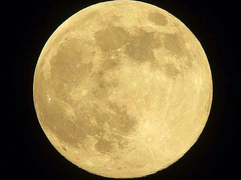full moon AUG 2014