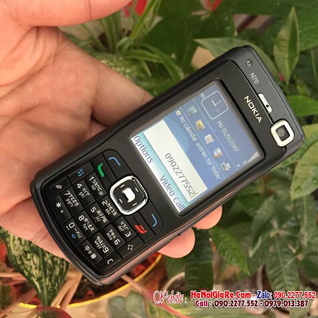 Điện thoại nokia n70 chính hãng giá chỉ 550k tại  đường tân mỹ  giao hàng trên toàn quốc