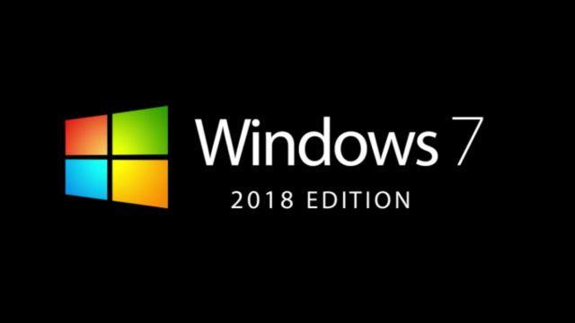 windows 7 2018 actualizado
