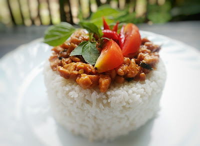 Resep Nasi Uduk Daging Ayam