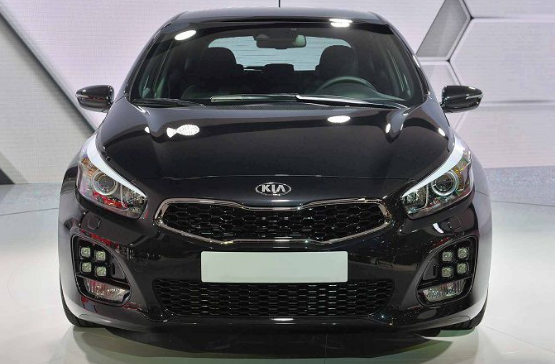 2018 kia ceed hatchback concept auto redesign. Black Bedroom Furniture Sets. Home Design Ideas