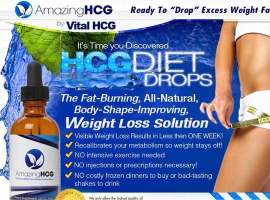 Amazing HCG