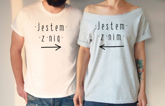 0bee9e057f5b52 W sklepie Osemkowa.pl znajdziecie damskie oraz męskie koszulki oraz bluzy z  autorskimi nadrukami, np.