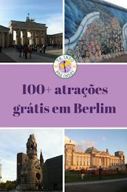 O que ver e fazer de graça em Berlim? Mais de cem atrações e atividades grátis