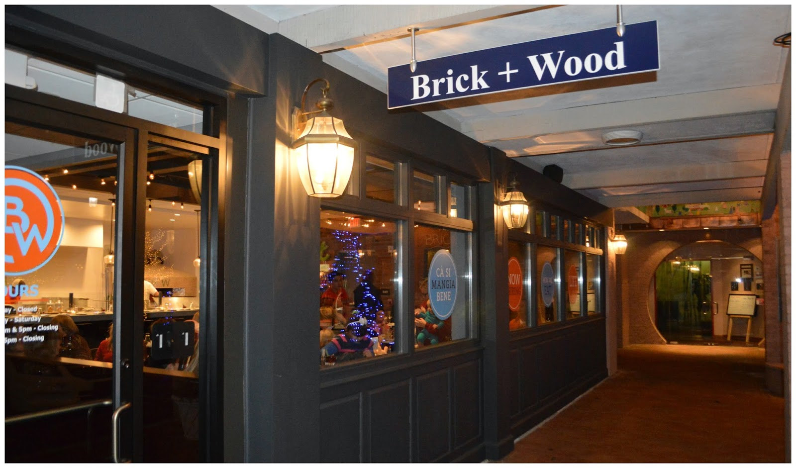 Home place brick wood in fairfield ct love life and pizza - Brick and wood house ...
