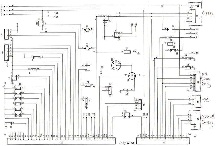rb30 wiring diagrams | 280zx project suzuki vl 1500 wiring diagram #3