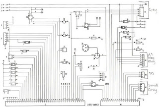 RB30 wiring diagrams | 280zx project