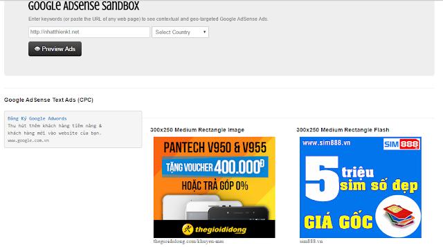 Check thu nhập GA và domain có bị Google banned hay không?