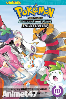 Pokemon Diamon And Pearl Special -  2013 Poster