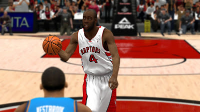 NBA 2K13 Quincy Acy Cyberface 2K Patch
