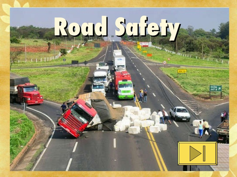 Essay about major road accident