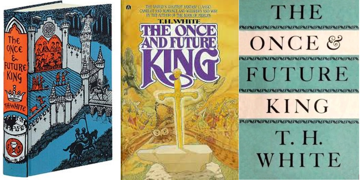 an analysis of the once and future king by t h white About the once and future king t h white's masterful retelling of the saga of king arthur is a fantasy classic as legendary as excalibur and camelot, and a poignant story of adventure, romance and magic that has enchanted readers for generations.